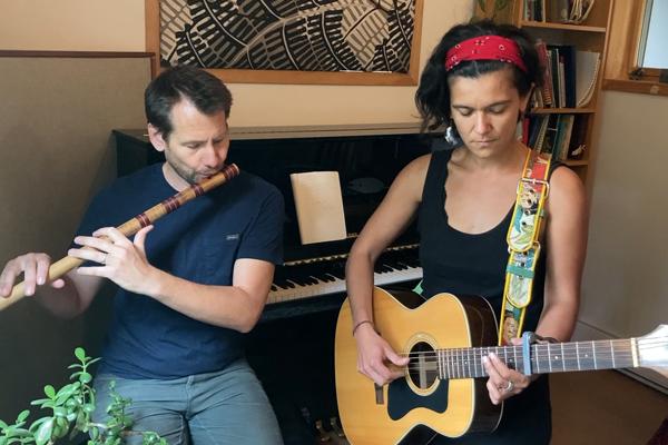 Kyra Shaughnessy & Nicholas Williams